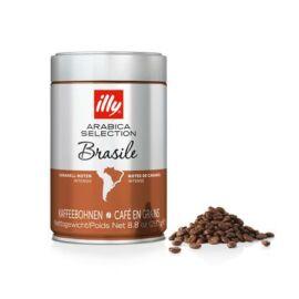 """Kávé, pörkölt, szemes, 250 g, ILLY """"Brasile (KHK454)"""