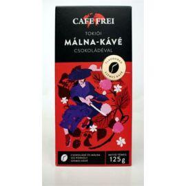 Kávé, pörkölt, szemes, 125 g, CAFE FREI Tokiói csokoládés-málna (KHK490)