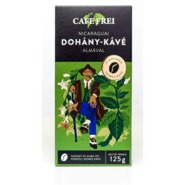 Kávé, pörkölt, szemes, 125 g, CAFE FREI Nicaraguai dohány (KHK491)