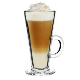Lattespohár, füllel, 2db-os szett, 31 cl GastroLine (KHPU212)