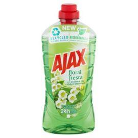 Általános tisztítószer, 1 l,  AJAX, gyöngyvirág, zöld (KHT013H)