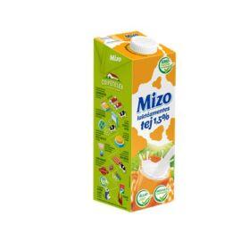 Tartós tej, dobozos, laktózmentes, 1 l, MIZO (KHTEJLAK)