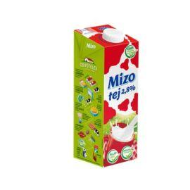Tartós tej, visszazárható dobozban, 2,8 százalék , 1 l, MIZO (KHTEJMIZO28)