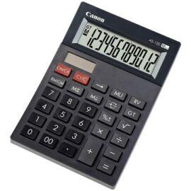 Számológép, asztali, 12 számjegy, környezetbarát, CANON AS-120 (SZC458201)