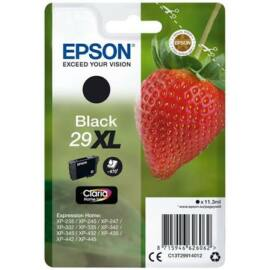 T29914012 Tintapatron XP245 nyomtatóhoz, EPSON, fekete, 11,3ml (TJE29914)