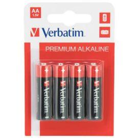Elem, AA ceruza, 4 db, VERBATIM Premium (VEAA4)