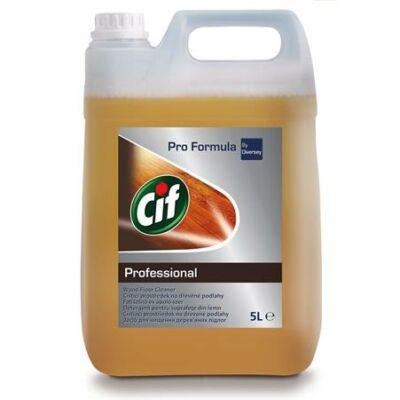Parkettaápoló, 5 l, CIF, Wood Floor Cleaner (KHT107)