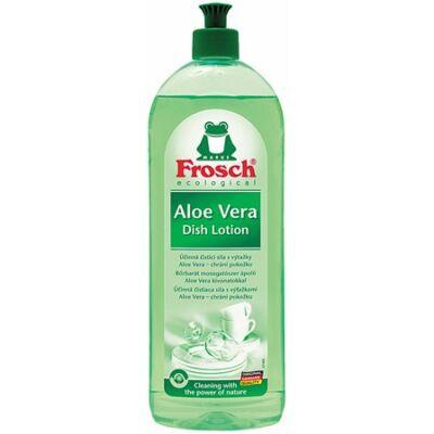 Mosogatószer, 750 ml, FROSCH, aloe vera (KHT434)