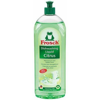 Mosogatószer, 750 ml, FROSCH, brillant, citrus (KHT436)