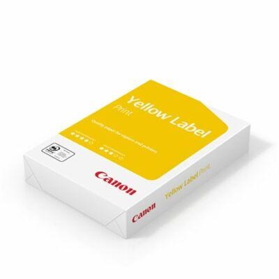 Másolópapír, A4, 80 g, CANON Yellow Label Print (LC480YL)