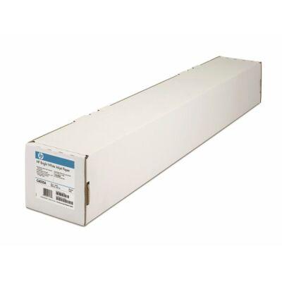 C6035A Fotópapír, tintasugaras, 610 mm x 45,7 m, 90 g, nagy fehérségű, HP (LHPC6035A)