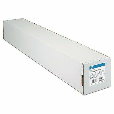 Q1398A Plotter papír, tintasugaras, 1067 mm x 45,7 m, 80 g, matt, HP (LHPQ1398A)