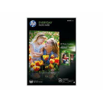 Q5451A Fotópapír, tintasugaras, A4, 200 g, fényes, HP (LHPQ5451A)