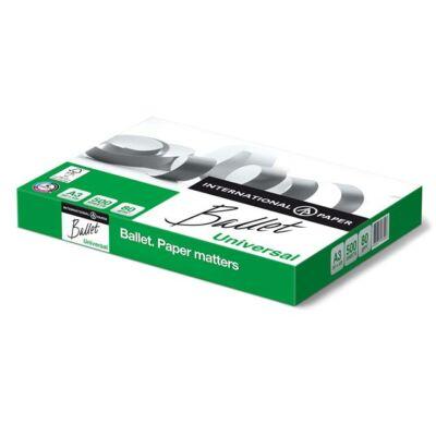 Másolópapír, A3, 80 g, BALLET Universal (LIPBU380)