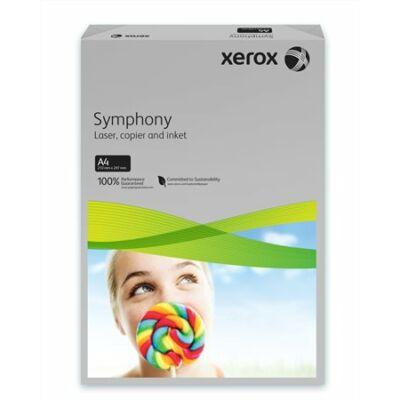 Másolópapír, színes, A4, 80 g, XEROX Symphony, szürke (közép) (LX93963)