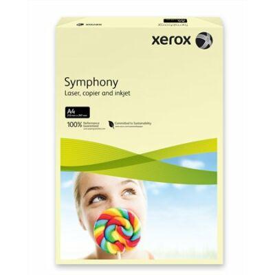 Másolópapír, színes, A4, 80 g, XEROX Symphony, csontszín (pasztell) (LX93964)
