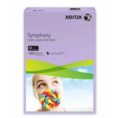 Másolópapír, színes, A4, 80 g, XEROX Symphony, lila (közép) (LX93969)