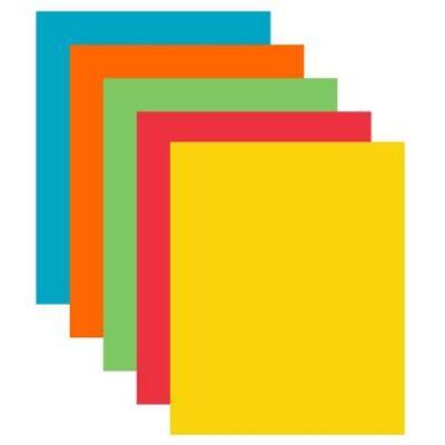 Másolópapír, színes, A4, 80 g, 5x50 lap, XEROX Symphony, intenzív mix (LX94184)
