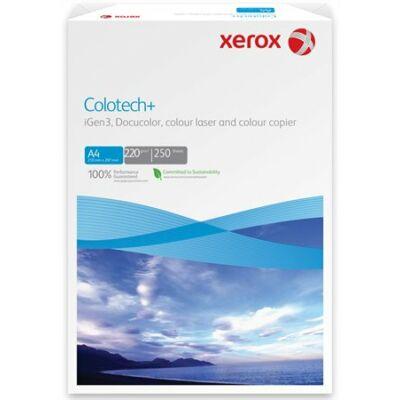 Másolópapír, digitális, A4, 220 g, XEROX Colotech (LX94668)