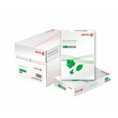 Másolópapír, újrahasznosított, A4, 80 g,  XEROX Recycled Pure (LX98104)