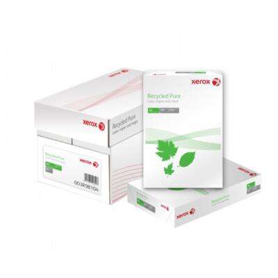 Másolópapír, újrahasznosított, A3, 80 g,  XEROX Recycled Pure (LX98105)