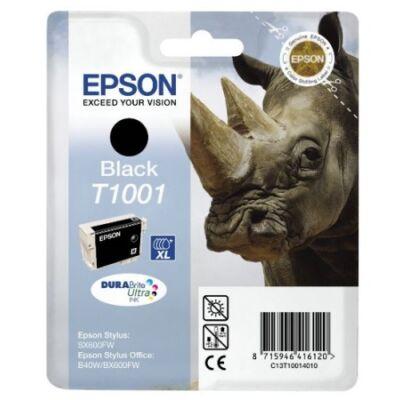 T10014010 Tintapatron Stylus SX600FW nyomtatóhoz, EPSON fekete, 25,9ml (TJE10014)