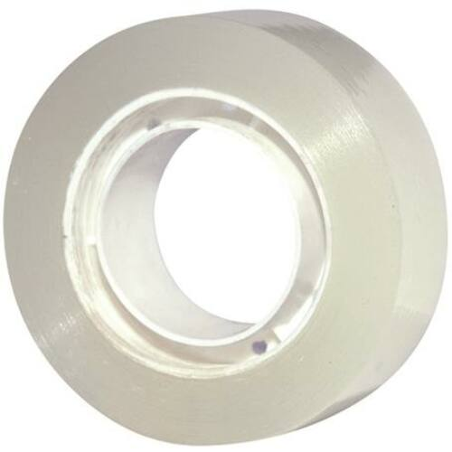 Ragasztószalag, 18 mm x 33 m, DONAU, átlátszó (D78791)