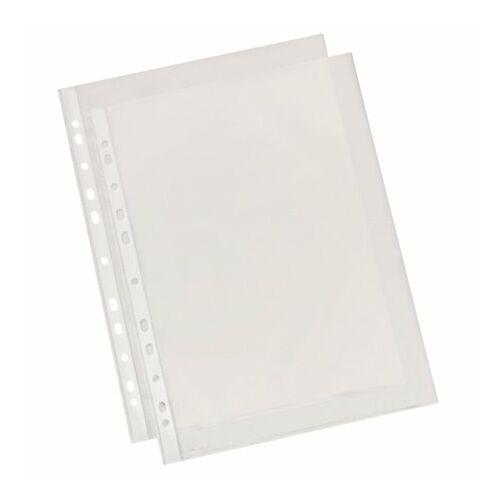 Genotherm, lefűzhető, A4, 55 mikron, víztiszta felület, ESSELTE Luxus (E56061)