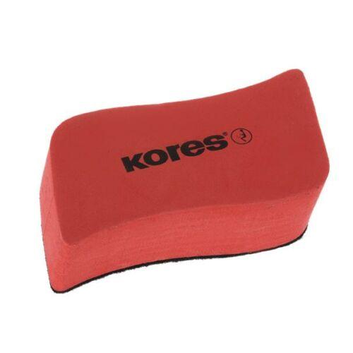 Mágneses táblatörlő szivacs, KORES (IK20860)