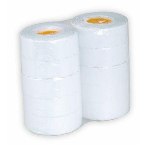 Árazószalag, folyamatos, 20 mm x 14,5 m, fehér (IS22FO)