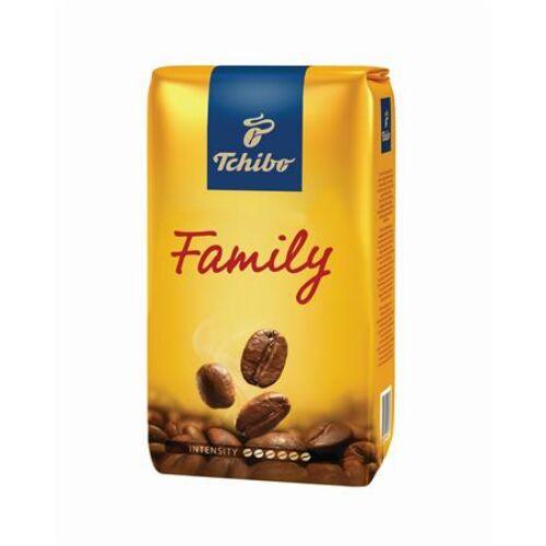 Kávé, pörkölt, szemes, 1000 g, TCHIBO Family (KHKTCHIBO3)