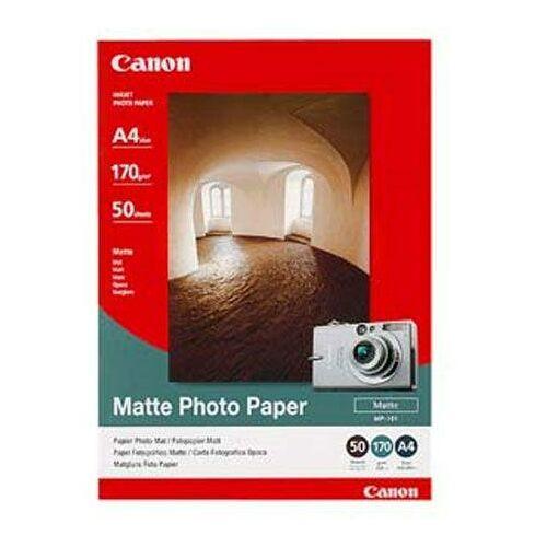 MP-101 Fotópapír, tintasugaras, A3, 170 g, matt, CANON (LCMP101A3)