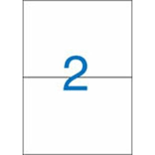 Etikett, univerzális, 210x148 mm, VICTORIA, 200 etikett/csomag (LCV11382)