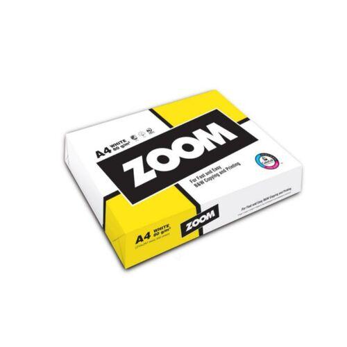 Másolópapír, A4, 80 g, ZOOM (LSZ480)