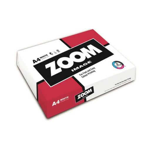 Másolópapír, A4, 80 g, ZOOM Image (LSZI480)