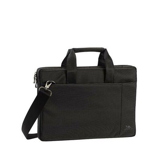 Notebook táska, 10,1, RIVACASE Central 8211, fekete (NTR8221B)