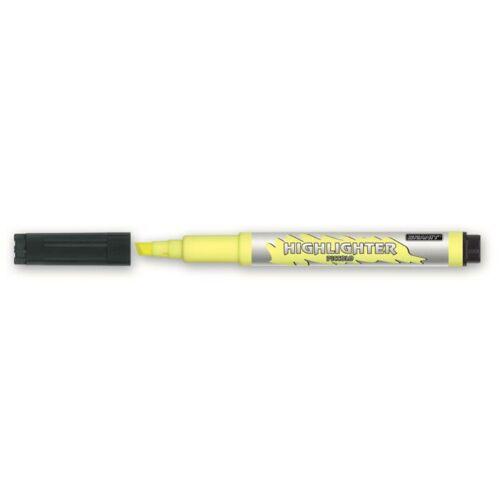 Szövegkiemelő, 1-4 mm, GRANIT Piccolo M210, sárga (TGM210S)