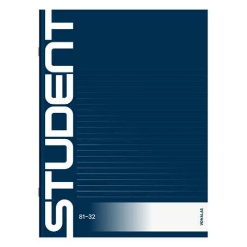 Füzet, tűzött, A4, vonalas, 32 lap, ICO Student (TICSFV)