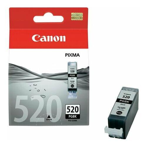 PGI-520B Tintapatron Pixma iP3600, 4600, MP540 nyomtatókhoz, CANON, fekete, 19ml (TJCPGI520B)