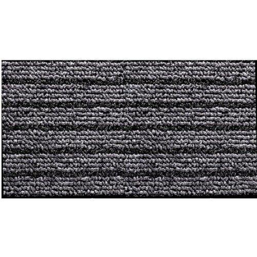 Szennyfogó szőnyeg, 0,6x0,9 m, 3M Nomad Aqua, szürke-fekete (U3M4500)