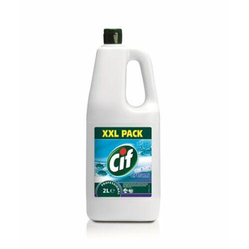 Súrolószer, 2 l, CIF Cream, normál illat (UJ10034)