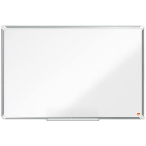 Fehértábla, NanoClean™ felületű, mágneses, széles képarány, 40/89x50cm, alumínium keret, NOBO Impression Pro (VN5254)