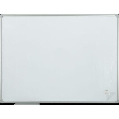 Fehértábla, mágneses, alumínium keret, 90x120 cm (VVITM001)